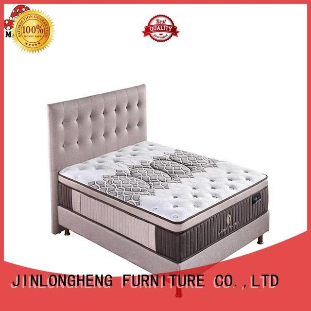 JLH Brand perfect mattress luxury compress memory foam mattress vacuum