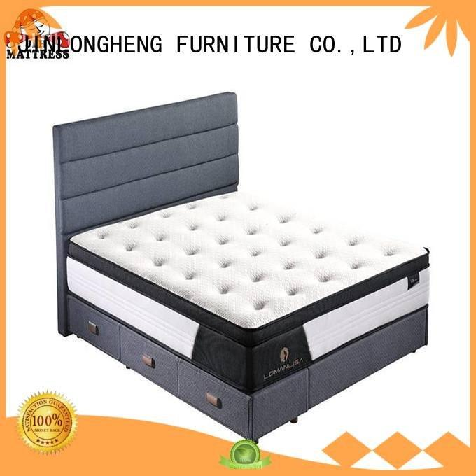 pocket home JLH king size latex mattress