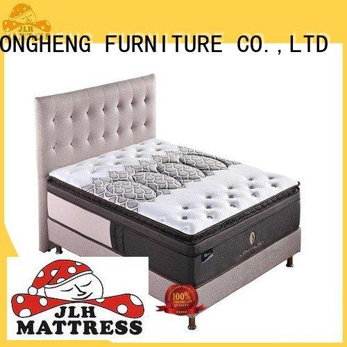 JLH gel compress memory foam mattress design vacuum