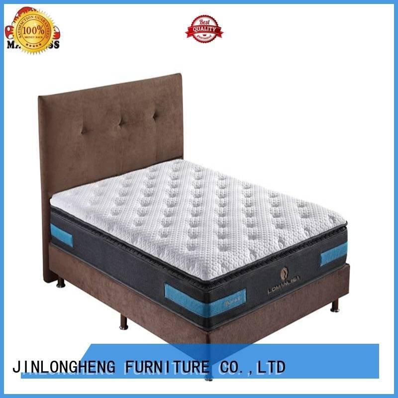 pocket spring quality innerspring foam mattress JLH