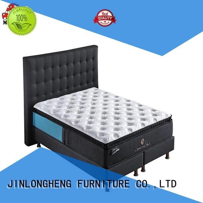 packed mattress compress memory foam mattress pocket JLH