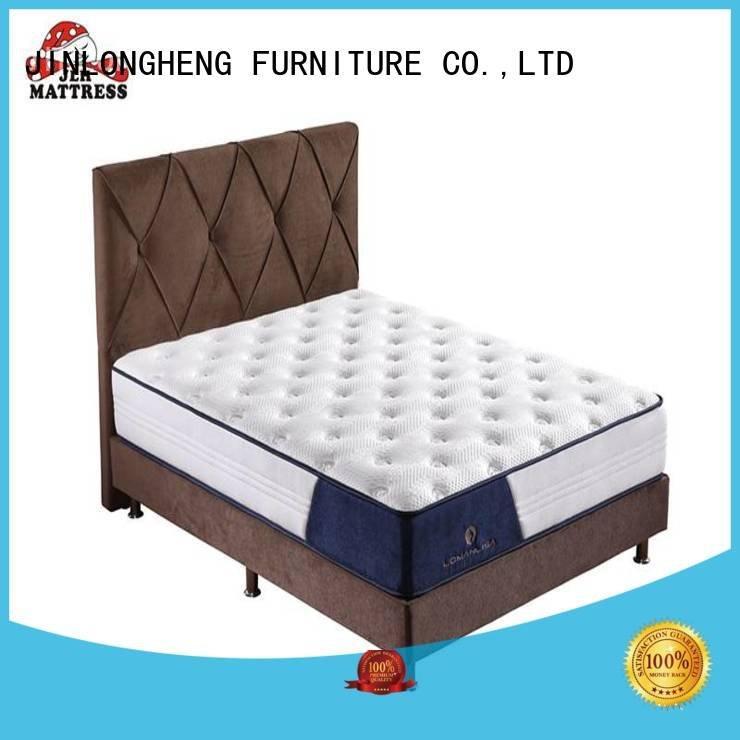 OEM california king mattress pocket breathable spring innerspring foam mattress
