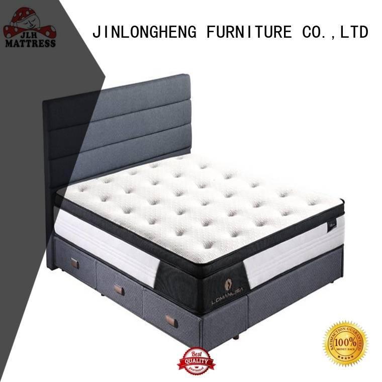 Wholesale 34pd01 top latex gel memory foam mattress JLH Brand