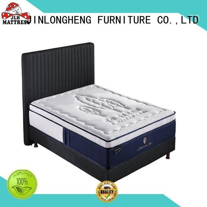 latex quality 34pa57 natural JLH compress memory foam mattress
