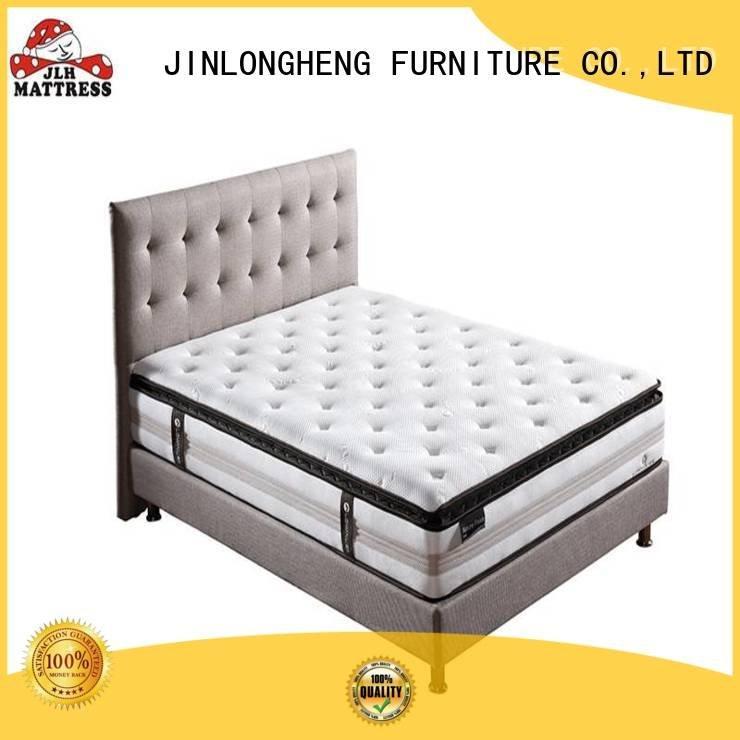 breathable 34pa58 comfort spring JLH sealy posturepedic hybrid elite kelburn mattress