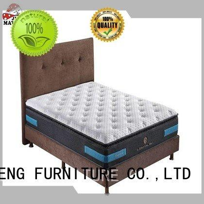OEM innerspring foam mattress comfortable luxury california king mattress