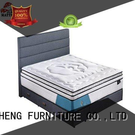 Custom compress memory foam mattress pocket 4apa12 foam JLH