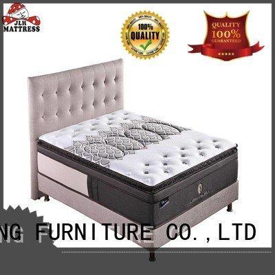 Wholesale packed design compress memory foam mattress JLH Brand