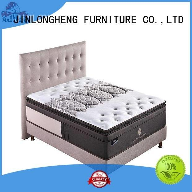 JLH Brand foam 34pa57 cool gel memory foam mattress topper euro professional