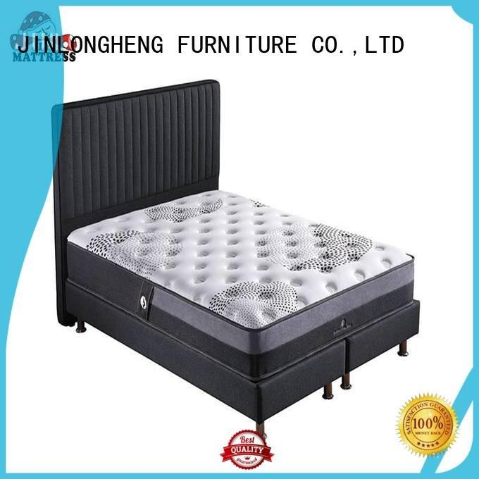 Wholesale raw spring innerspring foam mattress JLH Brand