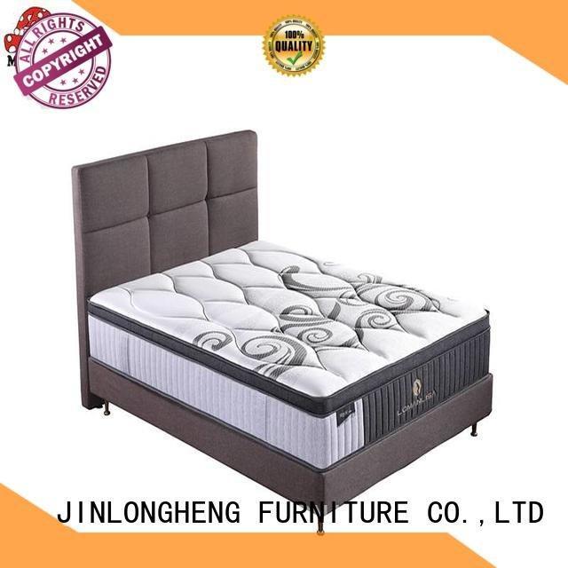 JLH spring pocket compress memory foam mattress 34pa51 top