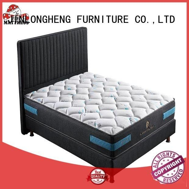 JLH cost saving innerspring foam mattress spring soft