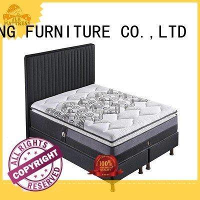 cool gel memory foam mattress topper foam pocket JLH Brand