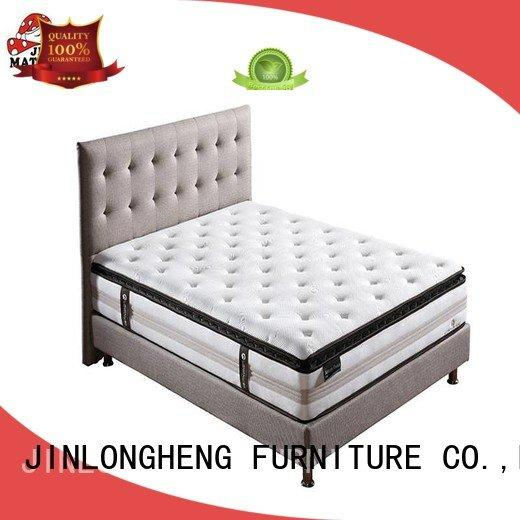 JLH bed hybrid mattress quality natural