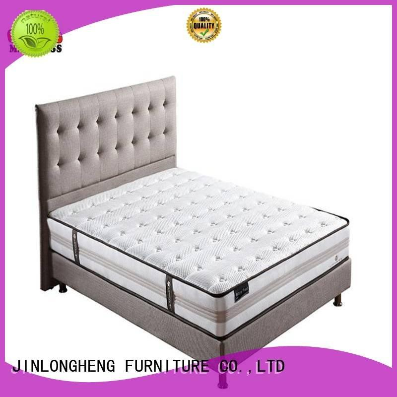 JLH top foam innerspring foam mattress bed design