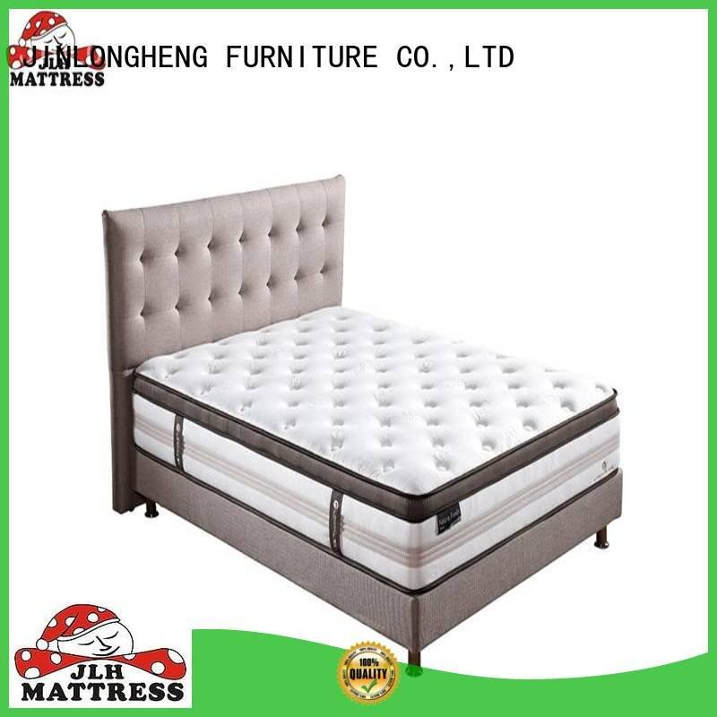 JLH sealy posturepedic hybrid elite kelburn mattress modern comfort comfortable