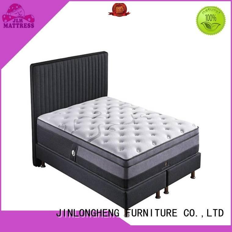 JLH Brand royal 32pd05 luxury latex gel memory foam mattress