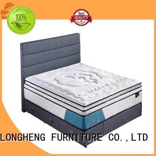 luxury selling perfect cool gel memory foam mattress topper JLH