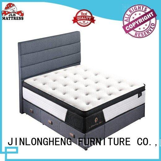JLH design latex gel memory foam mattress mattress by