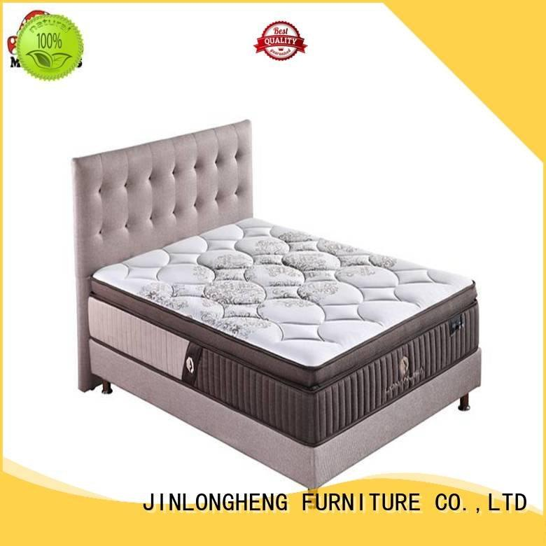 sleep bread JLH latex gel memory foam mattress