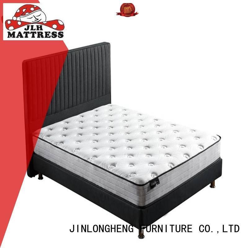JLH Brand selling natural mattress in a box reviews design box