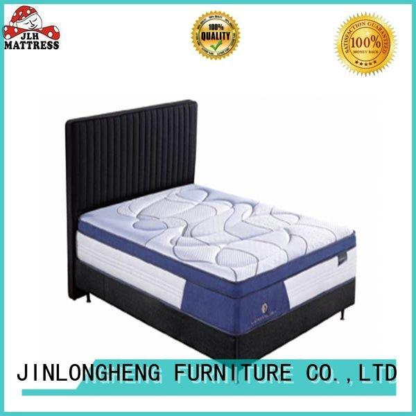 home latex gel memory foam mattress turfted royal JLH