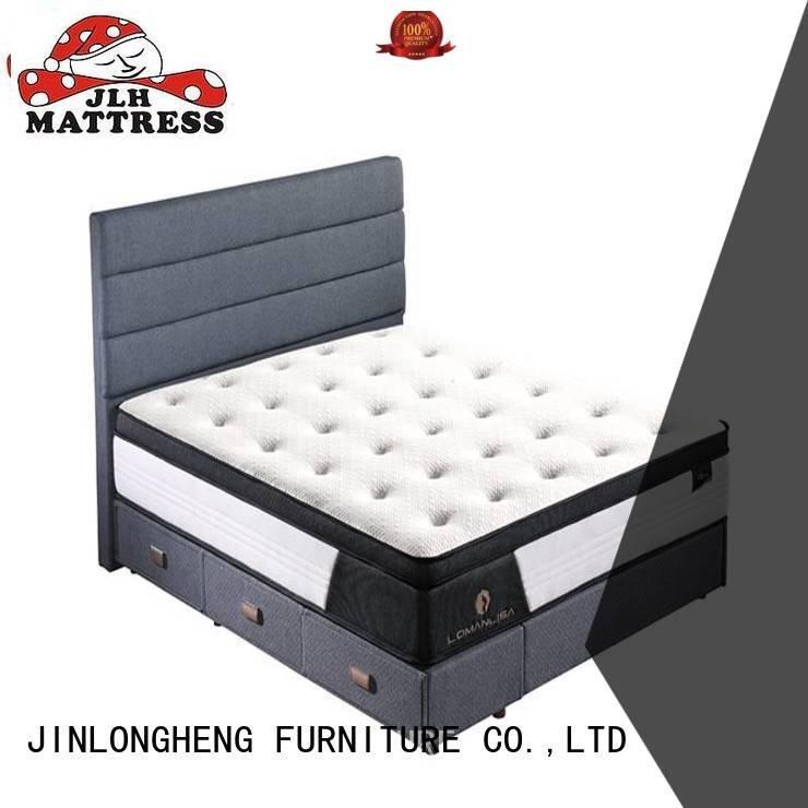 JLH Brand from bread wool latex gel memory foam mattress