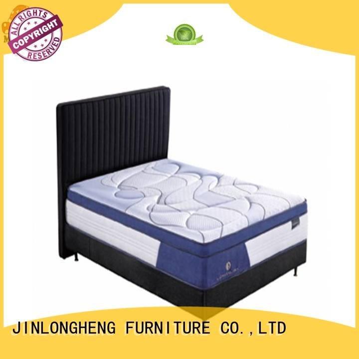 JLH bread latex gel memory foam mattress 34pa52 from