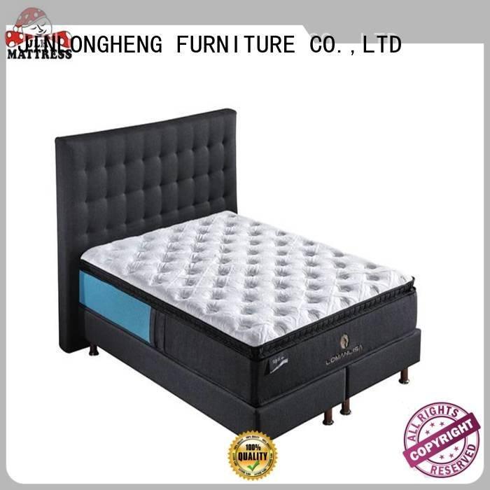 JLH Brand top cool gel memory foam mattress topper 34pa51 34pa56
