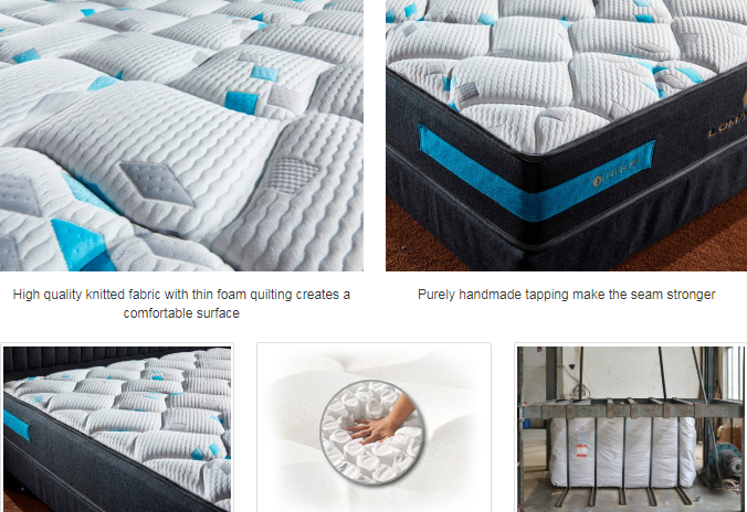 JLH-Mattress Manufacturer- A Pocket Spring Mattress Can Help With Pain