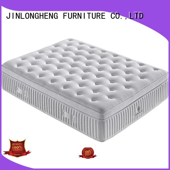 JLH quality pocket spring mattress type with softness