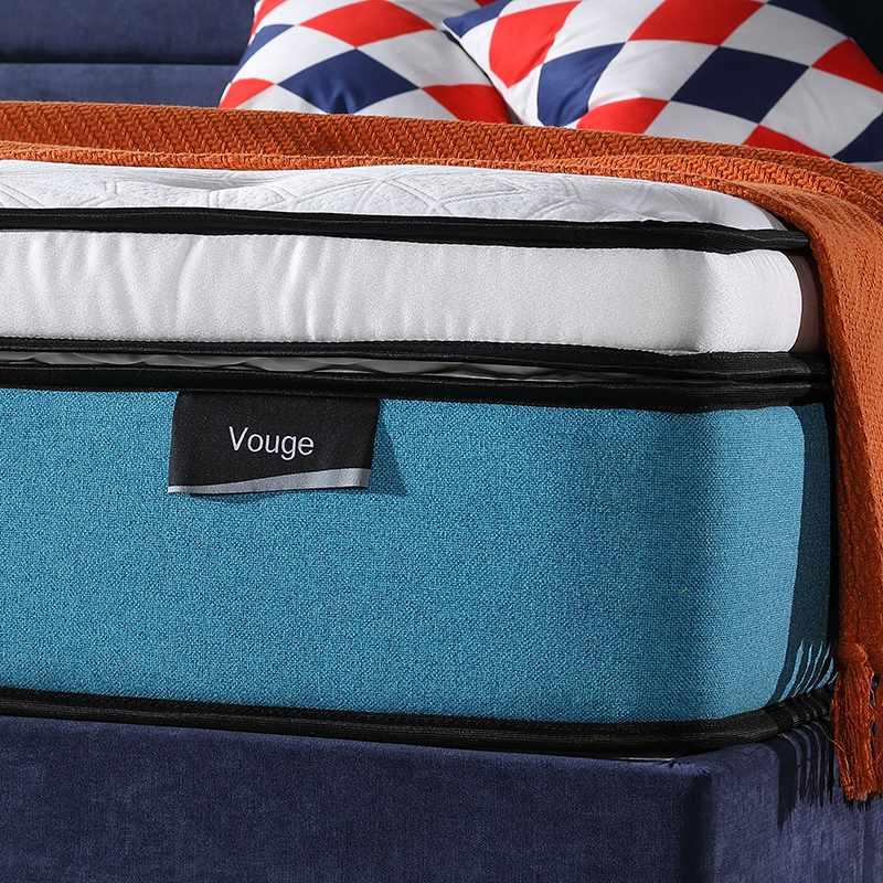 JLH-breathable crib mattress   Spring Mattress   JLH-2