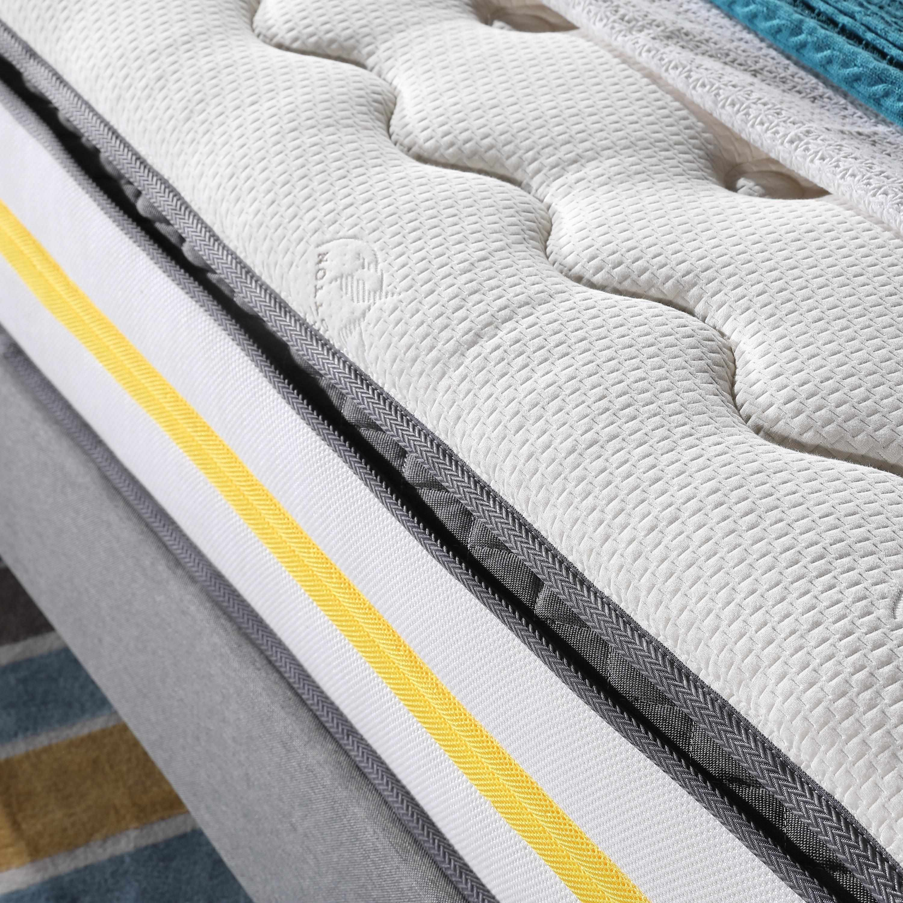 application-home innerspring full size mattress Comfortable Series with elasticity JLH-JLH-img