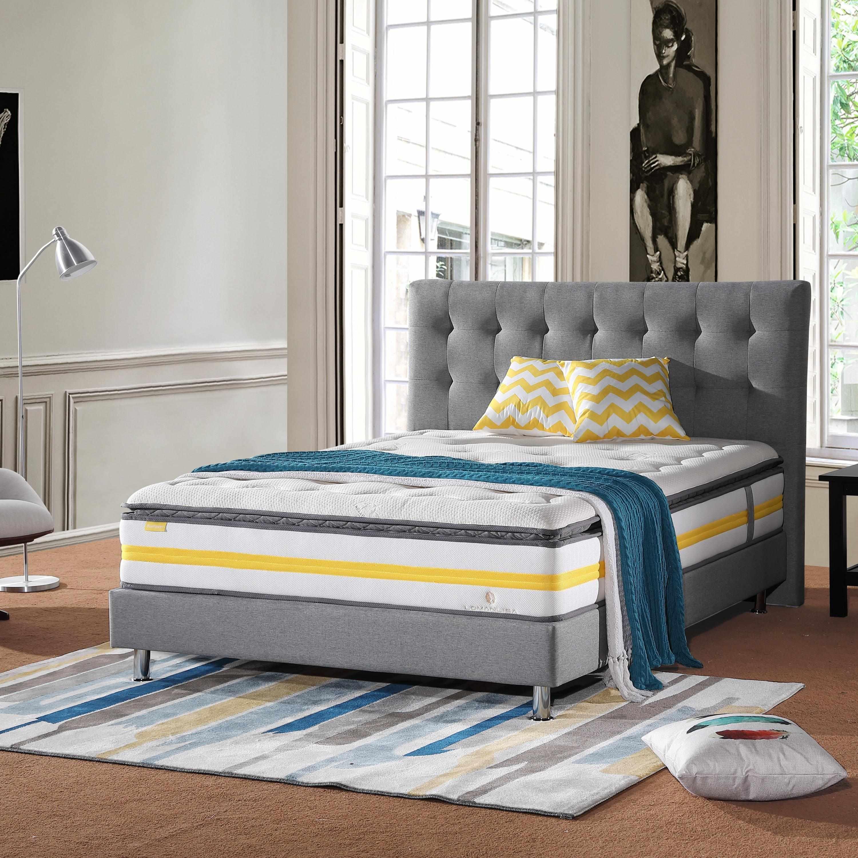 JLH queen toddler mattress for home-1