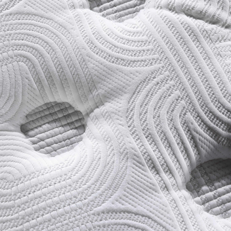 JLH Luxury 5 Zoned Pocket Spring Memory Foam Mattress with Pillow Top Design Memory Foam Mattress image2