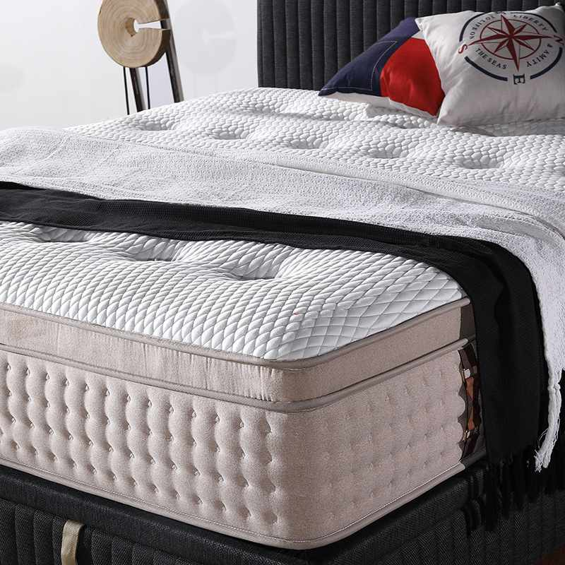 product-high class mattress in a box reviews sleep Comfortable Series with elasticity-JLH-img
