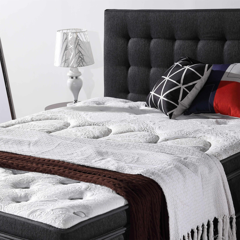 JLH-full mattress and boxspring set | Roll-Up Mattress | JLH
