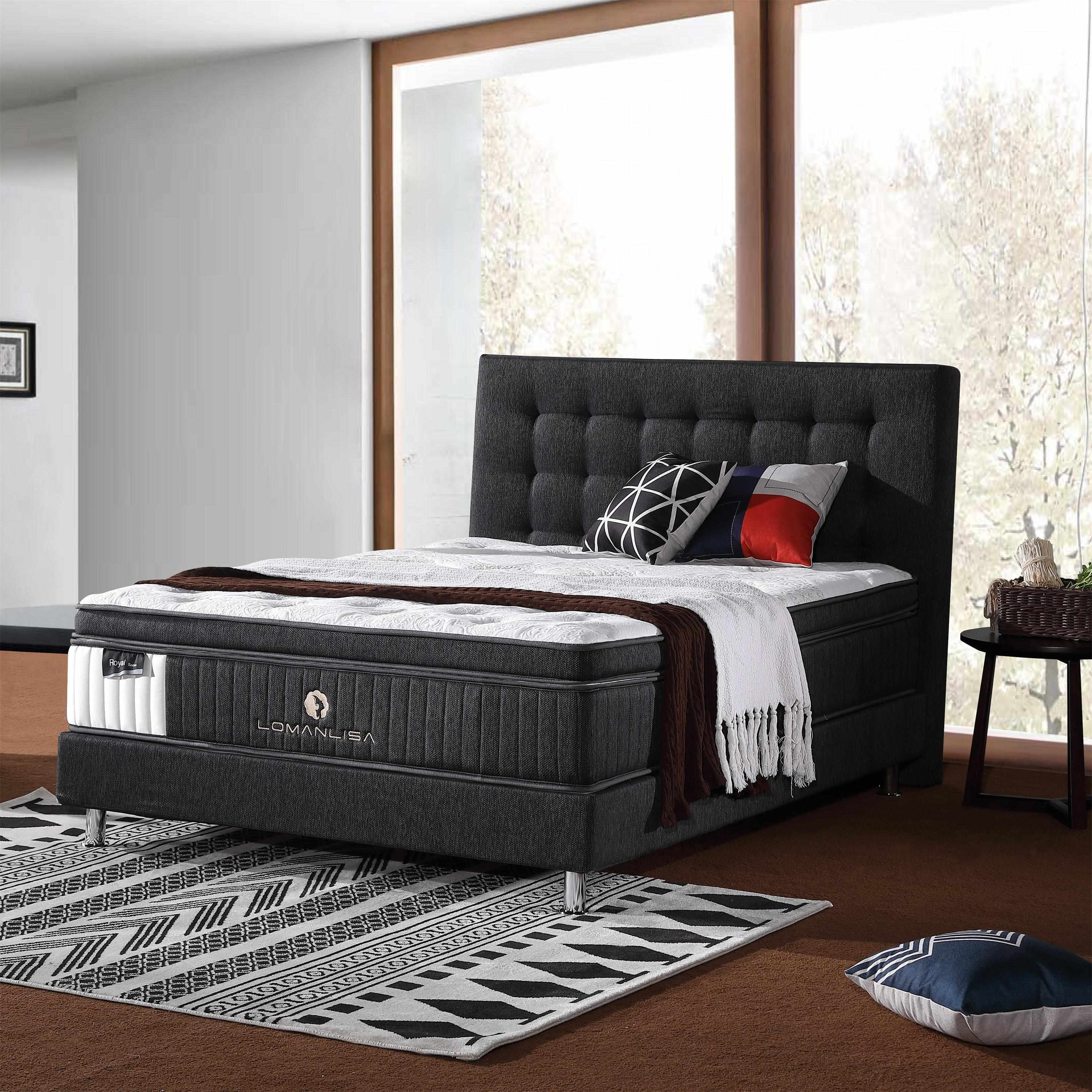JLH industry-leading king mattress in a box type for tavern-2