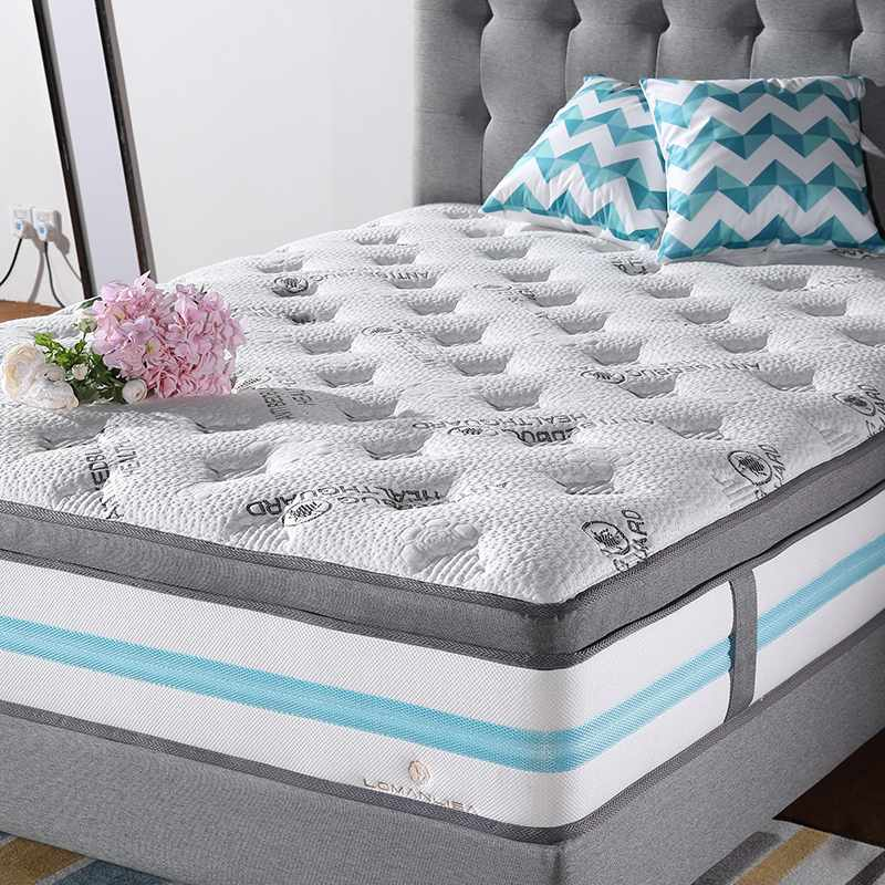 application-first-rate innerspring full size mattress bed China Factory for guesthouse-JLH-img