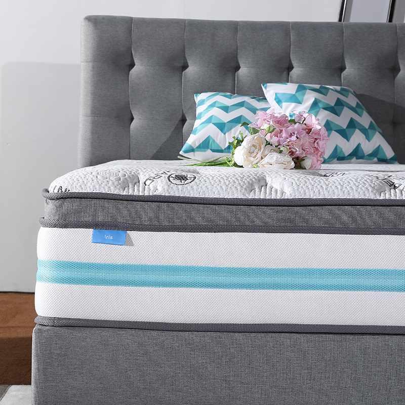 JLH-innerspring hybrid mattress | Spring Mattress | JLH-1