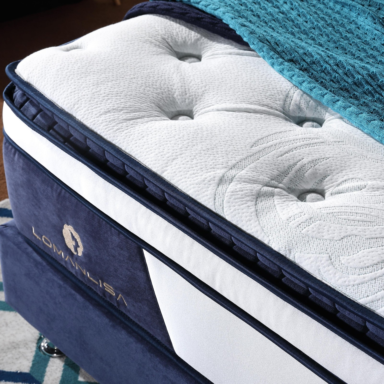 JLH comfortable cradle mattress-3