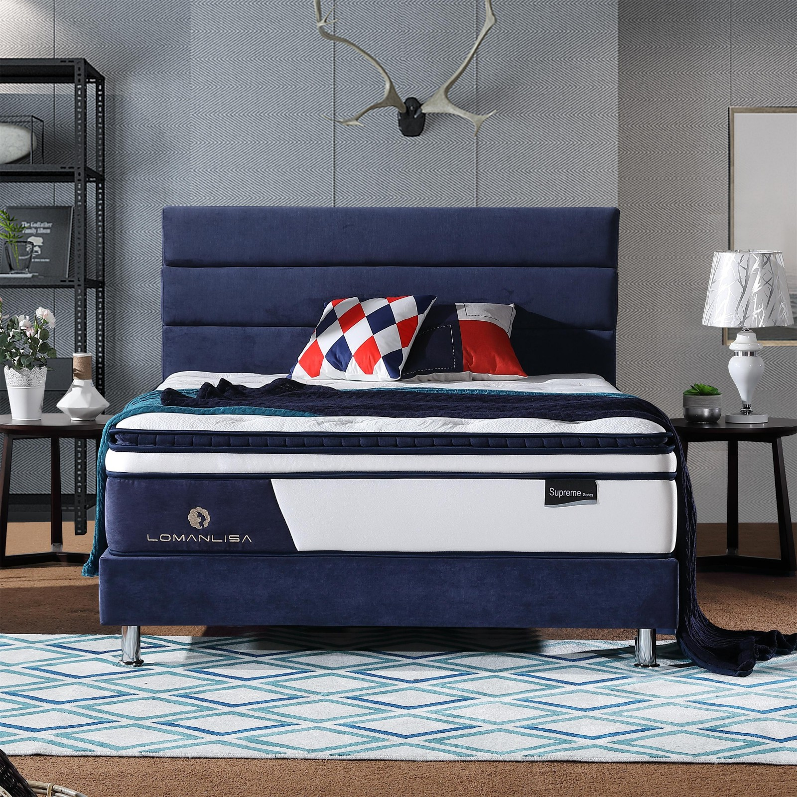 JLH comfortable cradle mattress-10