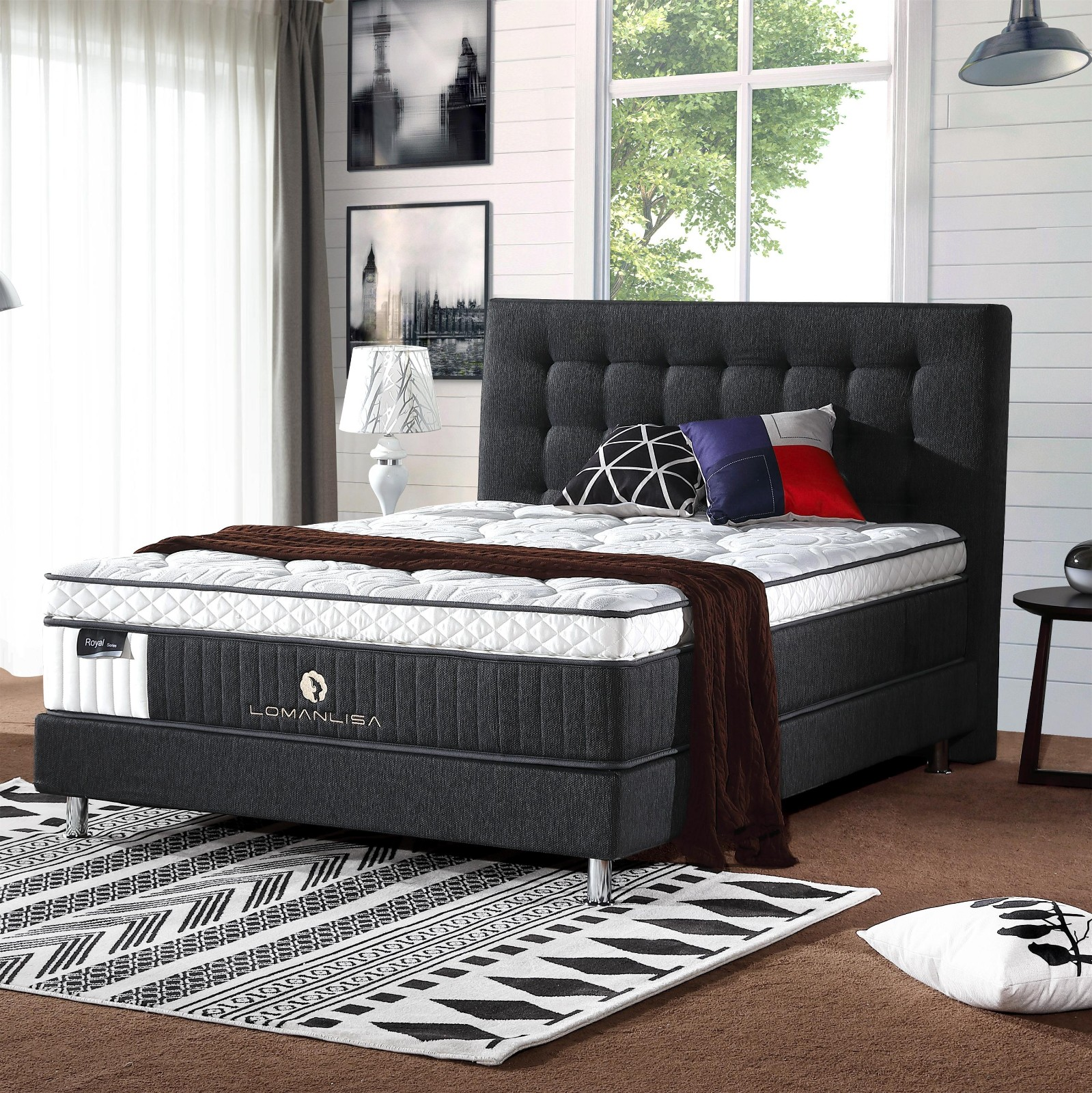 JLH high class best price mattress Comfortable Series for home-2