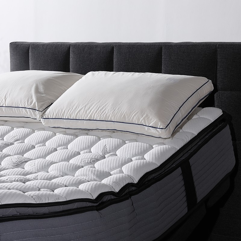 Pillow Top Design Electric Adjustable Bed with Quiet and Stable Motor in King Queen Size-2
