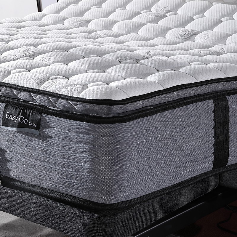 double queen mattress in a box dacron for home JLH-3