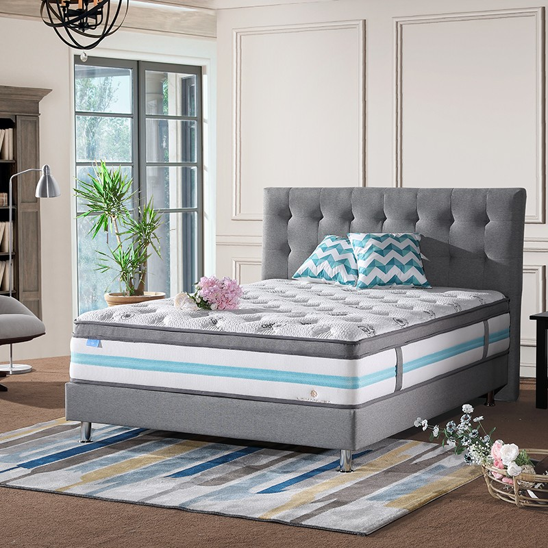 JLH durable banner mattress by Chinese manufaturer for home-13