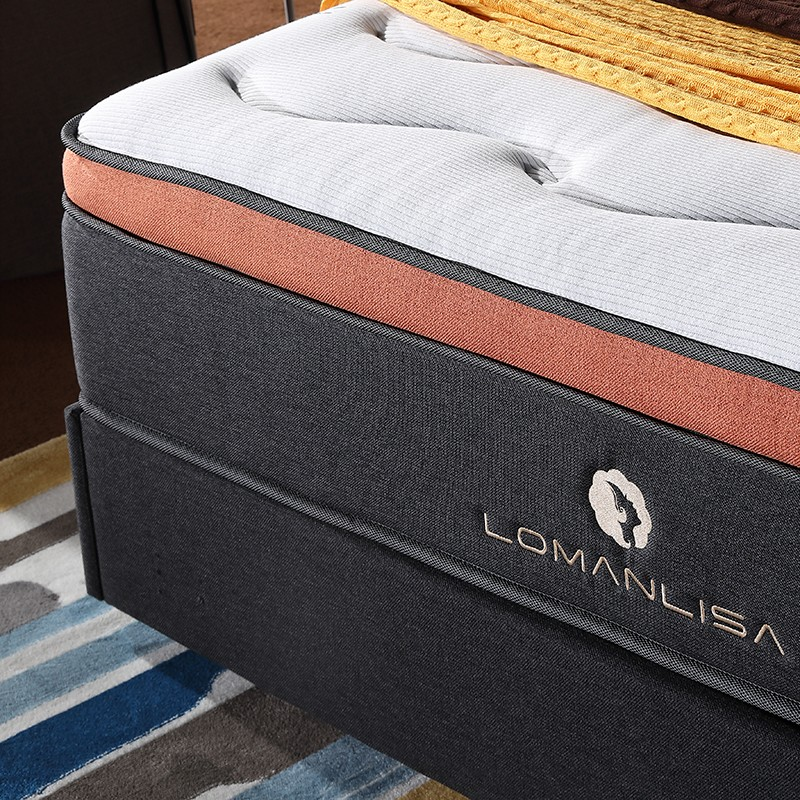 popular bed in box mattress type for guesthouse JLH-3