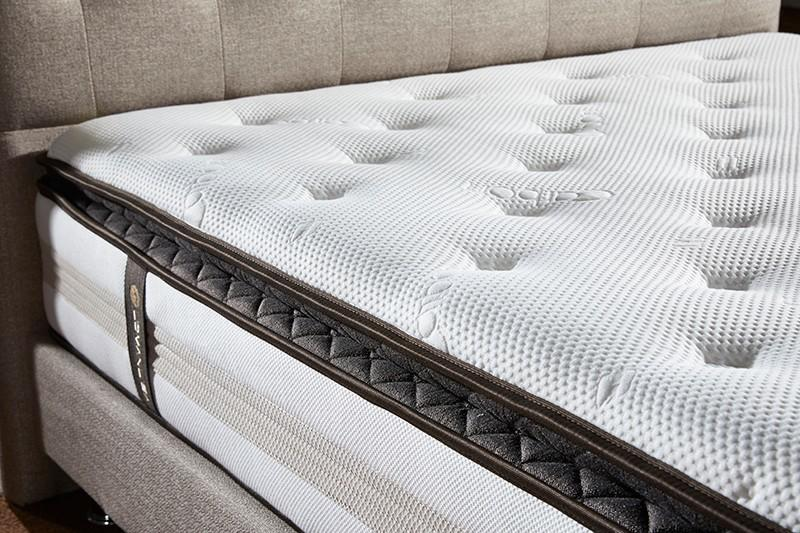 sealy posturepedic hybrid elite kelburn mattress density porket soft JLH Brand