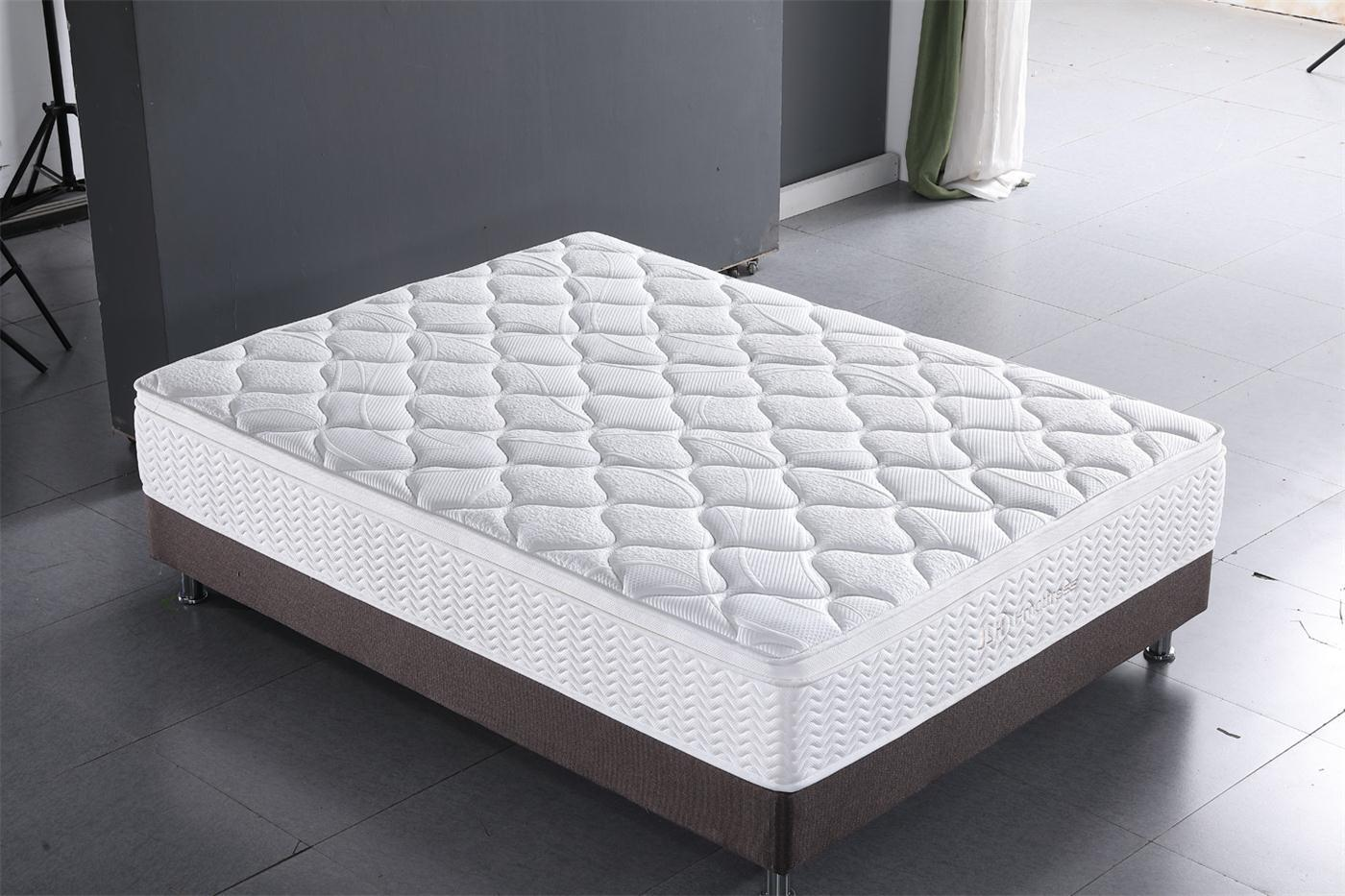 34PA-82 | High Class Pocket Spring Mattress for Hotel Using with Memory Foam Inner Material