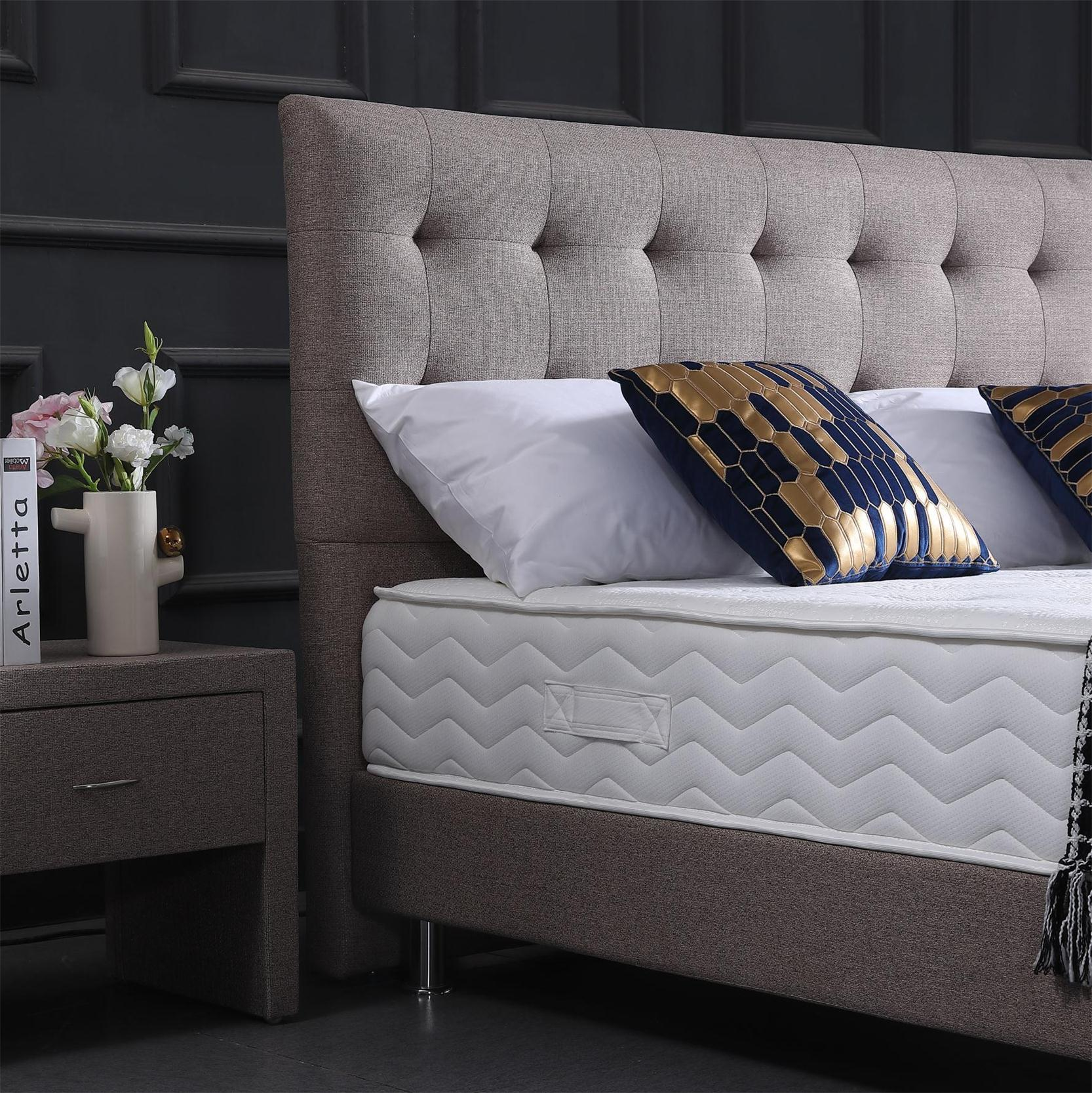 Fansace 21BA-02 Hotel Full-Size Mattress With Tight Top Design Compressed